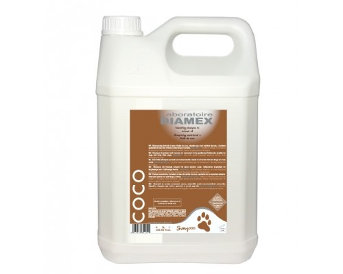 Shampooing Coco 5L