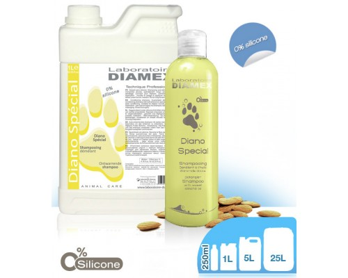 Shampooing Diano Spécial 1L