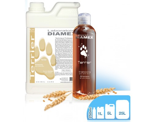 Shampooing Terrier 1L