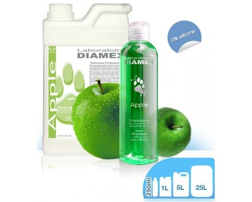 Shampooing Apple 250 ml
