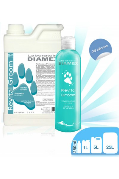 Shampooing Revital Groom  250 ml