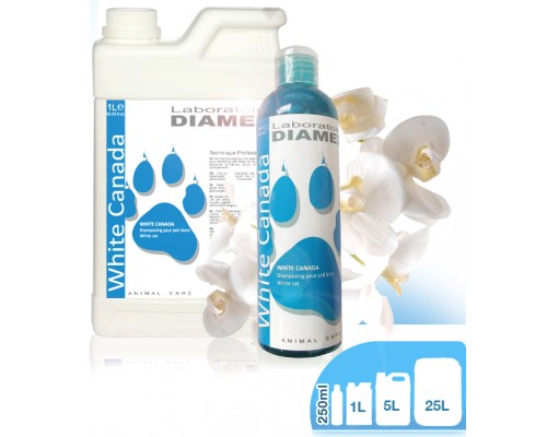 Shampooing White Canada Cat 1L